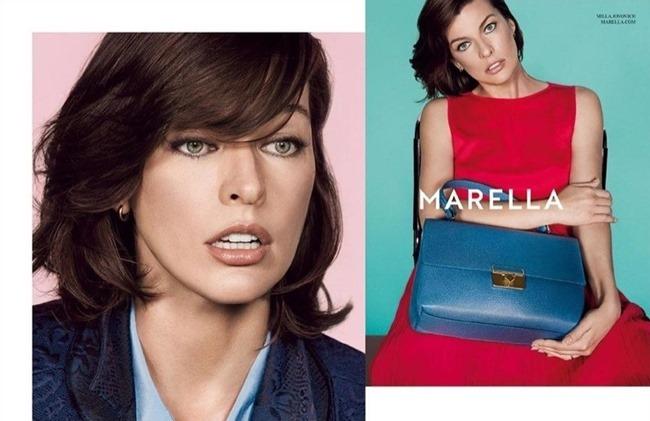 CAMPAIGN Milla Jovovich for Marella Spring 2015. www.imageamplified.com, Image Amplified (3)