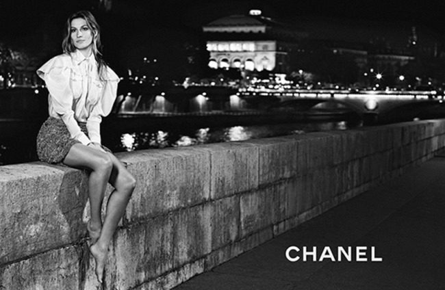 CAMPAIGN Gisele Bundchen for Chanel Spring 2015 by Karl Lagerfeld. Carine Roitfeld, www.imageamplified.com, Image Amplified (10)