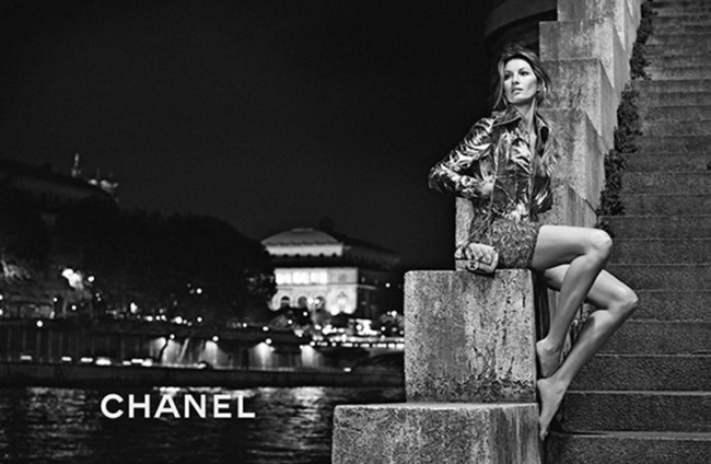 CAMPAIGN Gisele Bundchen for Chanel Spring 2015 by Karl Lagerfeld. Carine Roitfeld, www.imageamplified.com, Image Amplified (1)