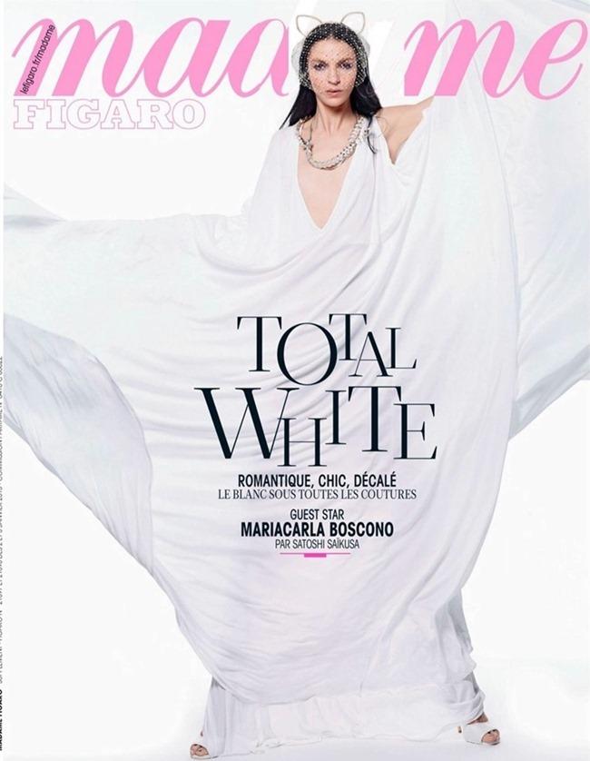 MADAME FIGARO FRANCE Mariacarla Boscono by Satoshi Saikusa. Agnes Poulle, January 2015, www.imageamplified.com, Image Amplified (7)