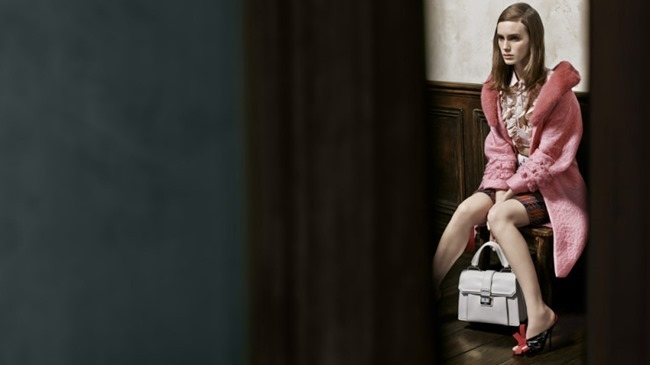 CAMPAIGN Miu Miu Spring 2015 by Steven Meisel. www.imageamplified.com, Image Amplified (10)