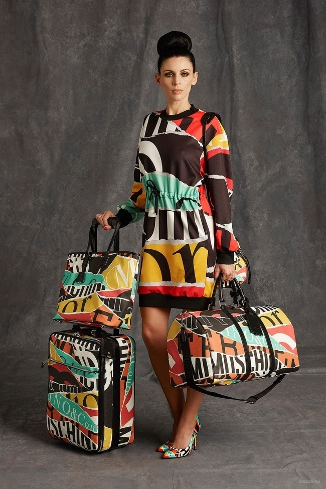 LOOKBOOK Liberty Ross for Moschino Pre-Fall 2015. www.imageamplified.com, Image Amplified (2)