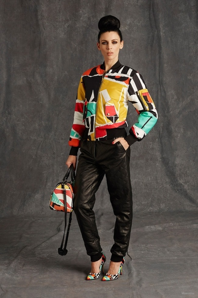 LOOKBOOK Liberty Ross for Moschino Pre-Fall 2015. www.imageamplified.com, Image Amplified (3)