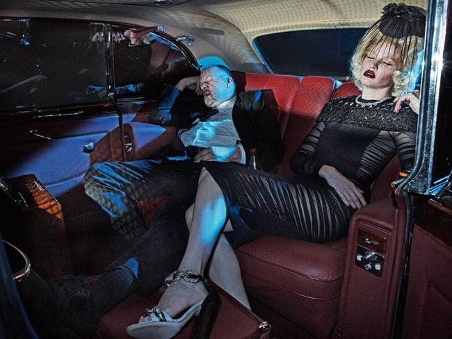 VOGUE ITALIA Lara Stone, Molly Bair & Tyson Ballou by Steven Klein. Patti Wilson, January 2015, www.imageamplified.com, Image Amplified (11)