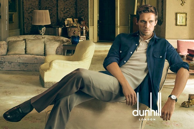 CAMPAIGN Andrew Cooper, Alex Blamire & Louis Eliot for Dunhill Spring 2015 by Annie Leibovitz. www.imageamplified.com, Image Amplified (2)