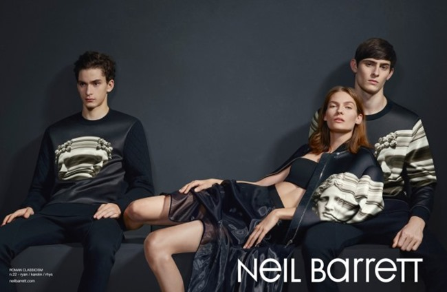 CAMPAIGN Neil Barrett Spring 2015 by Matthew Stone. Robbie Spencer, www.imageamplified.com, Image Amplified (1)