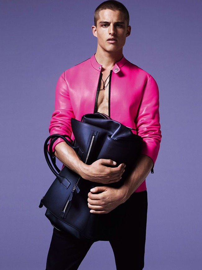 CAMPAIGN Silvester Ruck for Dsquared2 Spring 2015 by Mert & Marcus. www.imageamplified.com, Image Amplified (7)