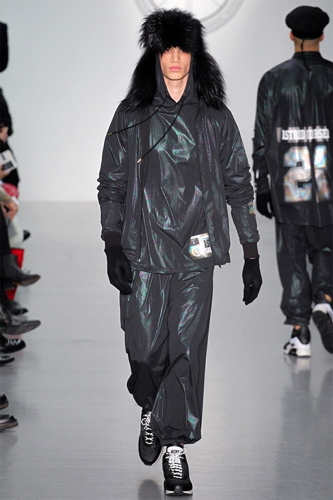 LONDON COLLECTIONS MEN Astrid Andersen Fall 2015. www.imageamplified.com, Image Amplified (2)