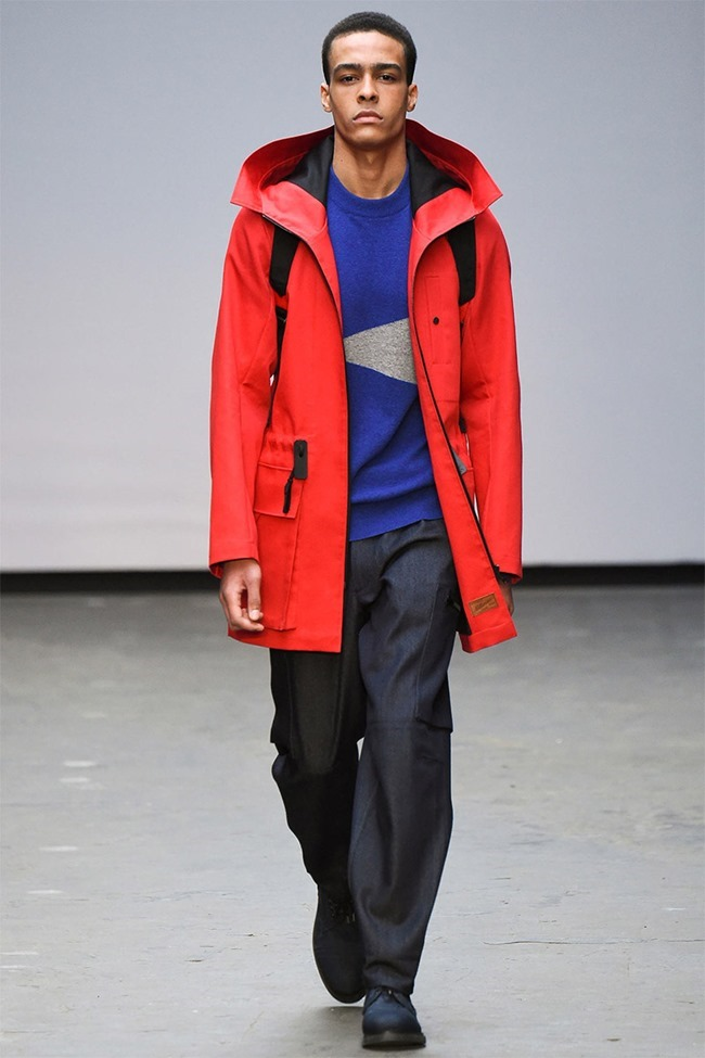 LONDON COLLECTIONS MEN Christopher Raeburn Fall 2015. www.imageamplified.com, Image Amplified (4)