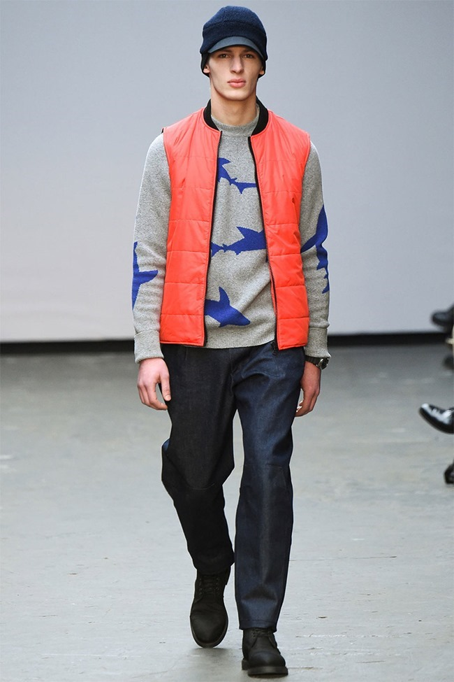 LONDON COLLECTIONS MEN Christopher Raeburn Fall 2015. www.imageamplified.com, Image Amplified (6)
