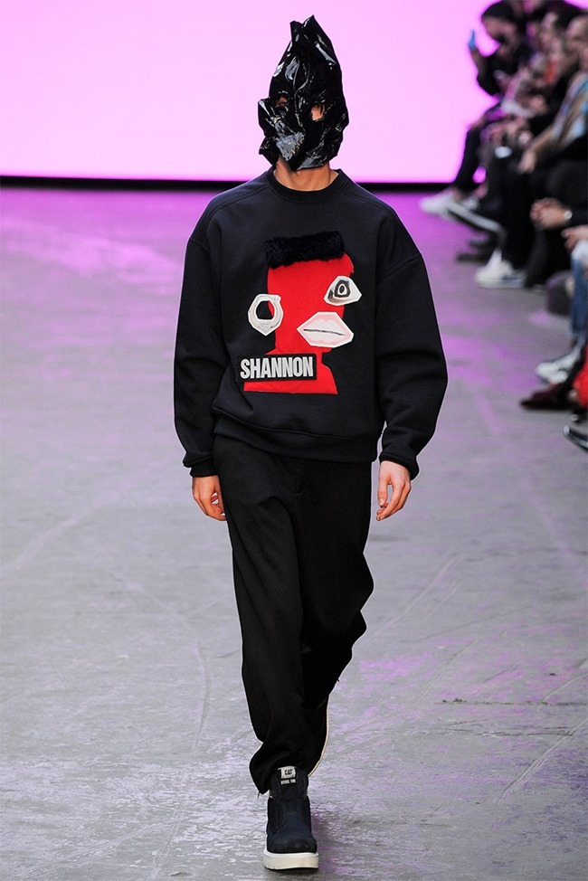 LONDON COLLECTIONS MEN Christopher Shannon Fall 2015. www.imageamplified.com, Image Amplified (2)