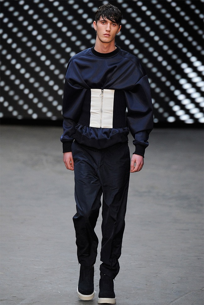 LONDON COLLECTIONS MEN Christopher Shannon Fall 2015. www.imageamplified.com, Image Amplified (9)
