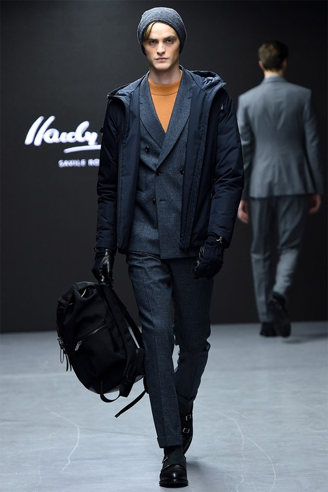 LONDON COLLECTIONS MEN Hardy Amies Fall 2015. www.imageamplified.com, Image Amplified (13)