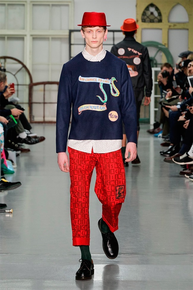 LONDON COLLECTIONS MEN Kit Neale Fall 2015. www.imageamplified.com, Image Amplified (2)