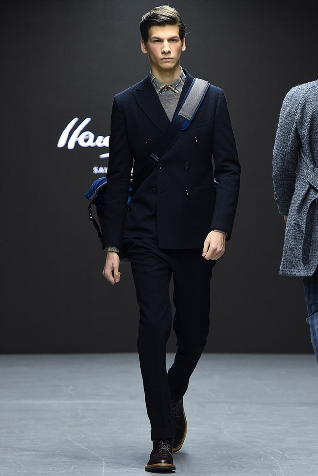 LONDON COLLECTIONS MEN Hardy Amies Fall 2015. www.imageamplified.com, Image Amplified (18)