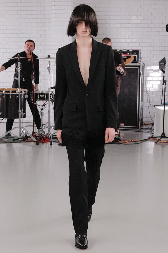 LONDON COLLECTIONS MEN Todd Lynn Fall 2015. www.imageamplified.com, Image Amplified (2)