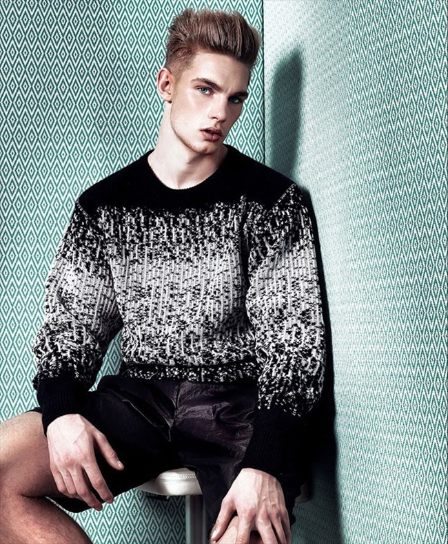 STYLE MAGAZINE Tommy Marr by Giovanni Squatriti. Alessandro Calascibetta, Spring 2015, www.imageamplified.com, Image Amplified (1)