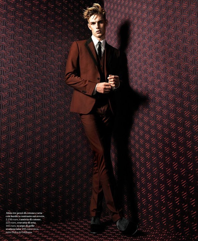 STYLE MAGAZINE Tommy Marr by Giovanni Squatriti. Alessandro Calascibetta, Spring 2015, www.imageamplified.com, Image Amplified (6)