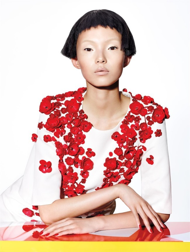 VOGUE CHINA Xiao Wen Ju by Richard Burbridge. Franck Benhamou, January 2015, www.imageamplified.com, Image Amplified (12)