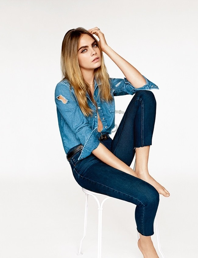 CAMPAIGN Cara Delevigne for Topshop Spring 2015 by Alasdair McLellan. www.imageamplified.com, Image Amplified (6)