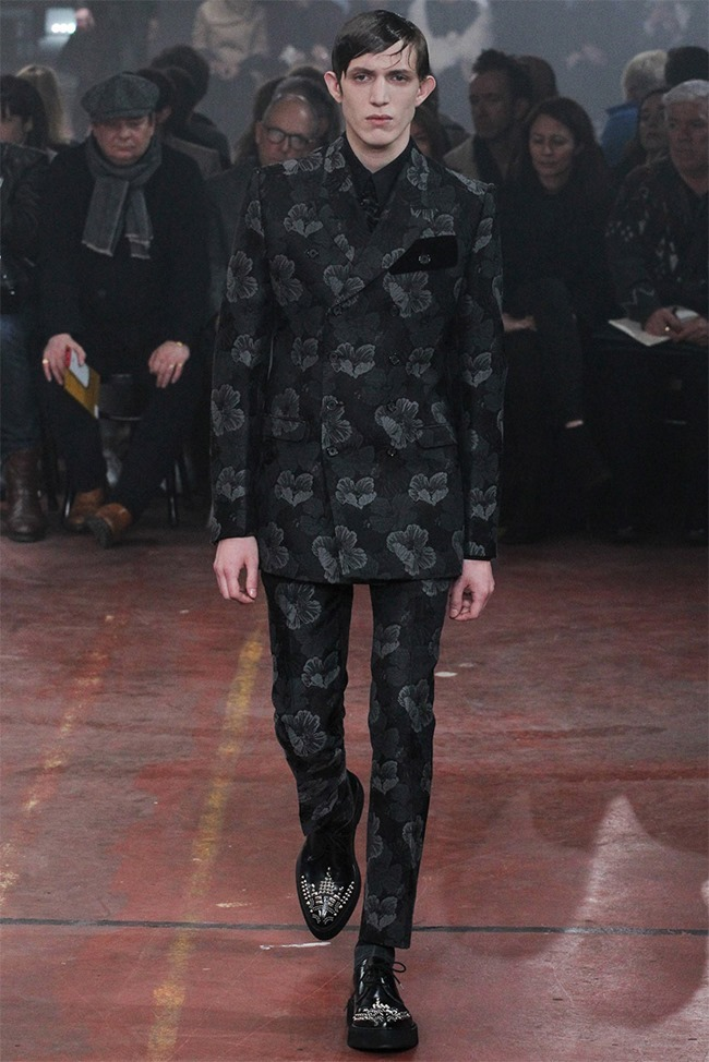 LONDON COLLECTIONS MEN Alexander McQueen Fall 2015. www.imageamplified.com, Image Amplified (11)