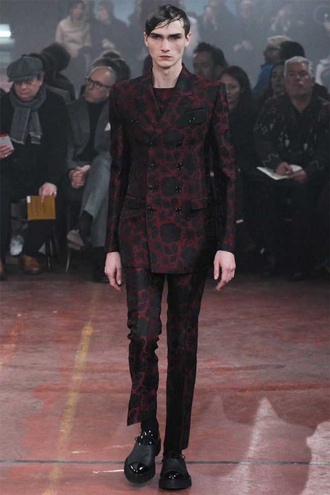 LONDON COLLECTIONS MEN Alexander McQueen Fall 2015. www.imageamplified.com, Image Amplified (15)