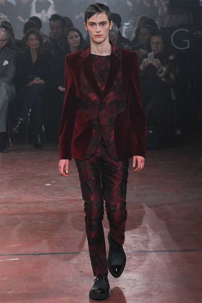 LONDON COLLECTIONS MEN Alexander McQueen Fall 2015. www.imageamplified.com, Image Amplified (16)