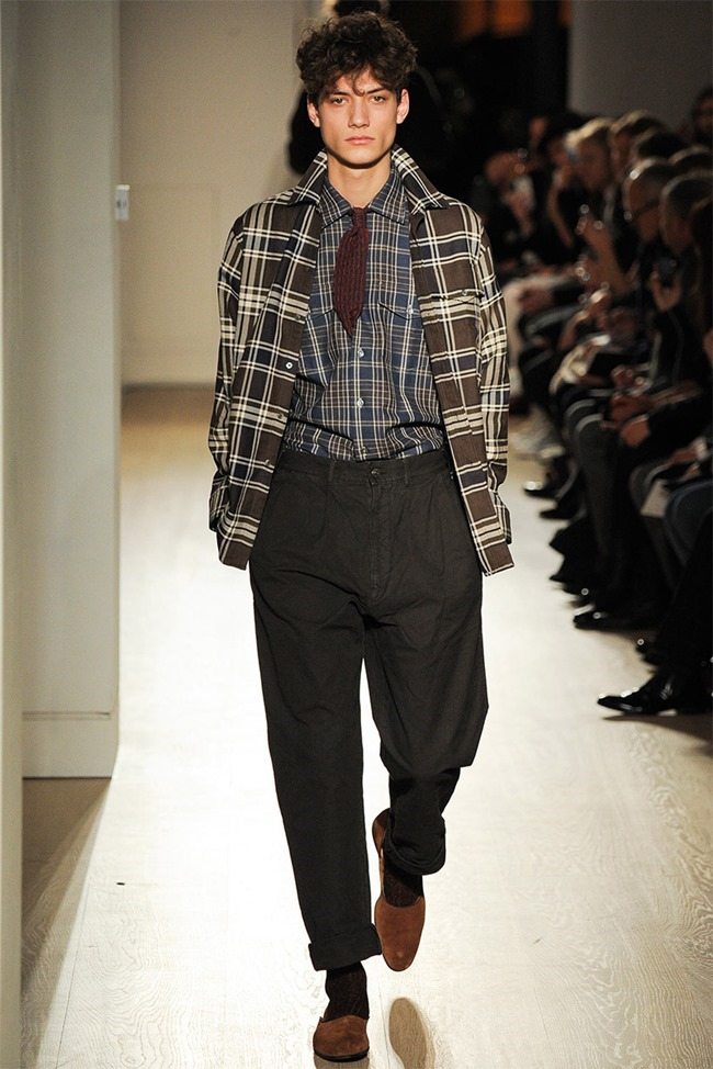LONDON COLLECTIONS MEN Dunhill Fall 2015. www.imageamplified.com, Image Amplified (4)