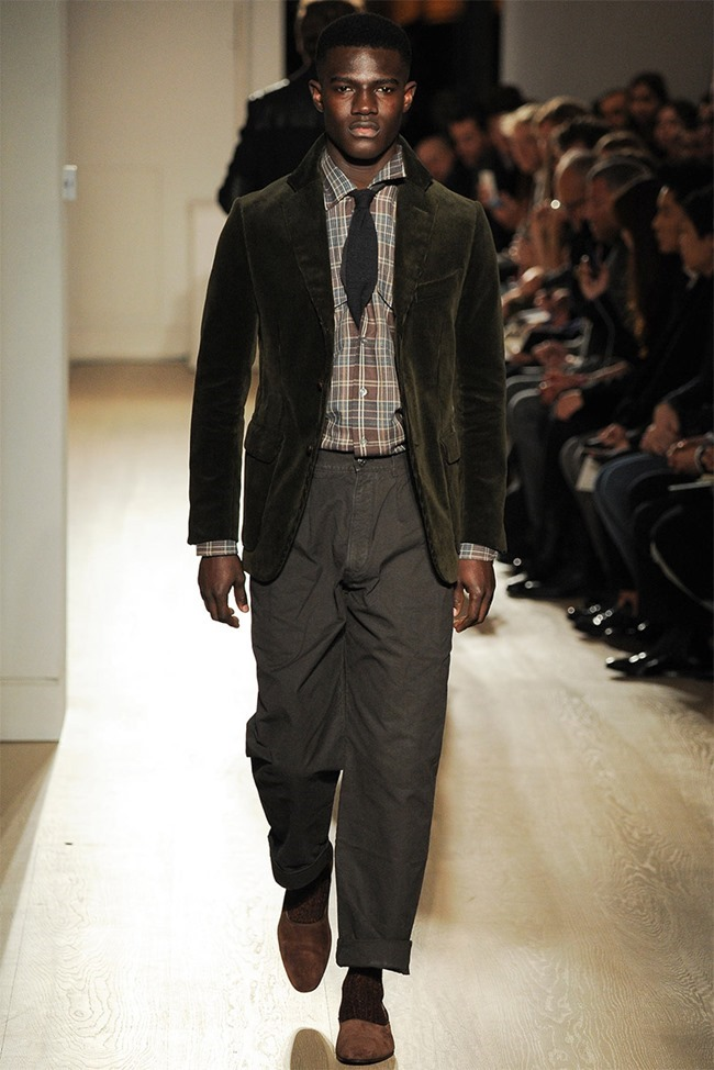 LONDON COLLECTIONS MEN Dunhill Fall 2015. www.imageamplified.com, Image Amplified (7)