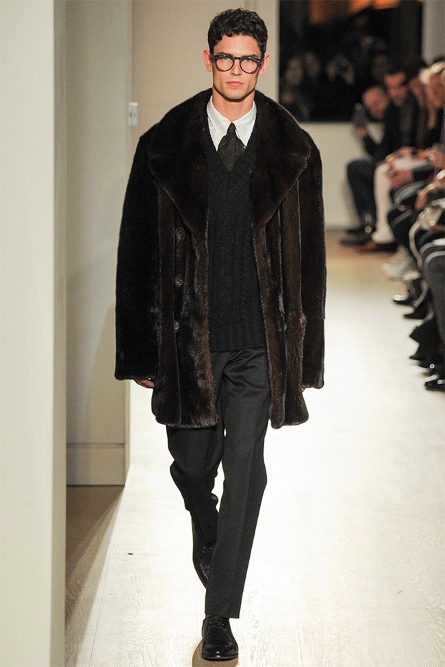 LONDON COLLECTIONS MEN Dunhill Fall 2015. www.imageamplified.com, Image Amplified (11)