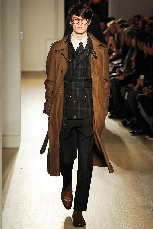 LONDON COLLECTIONS MEN Dunhill Fall 2015. www.imageamplified.com, Image Amplified (13)
