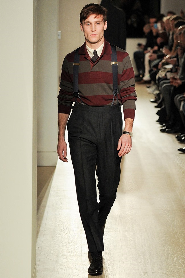 LONDON COLLECTIONS MEN Dunhill Fall 2015. www.imageamplified.com, Image Amplified (16)