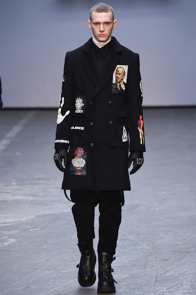 LONDON COLLECTIONS MEN KTZ Fall 2015. www.imageamplified.com, Image Amplified (2)