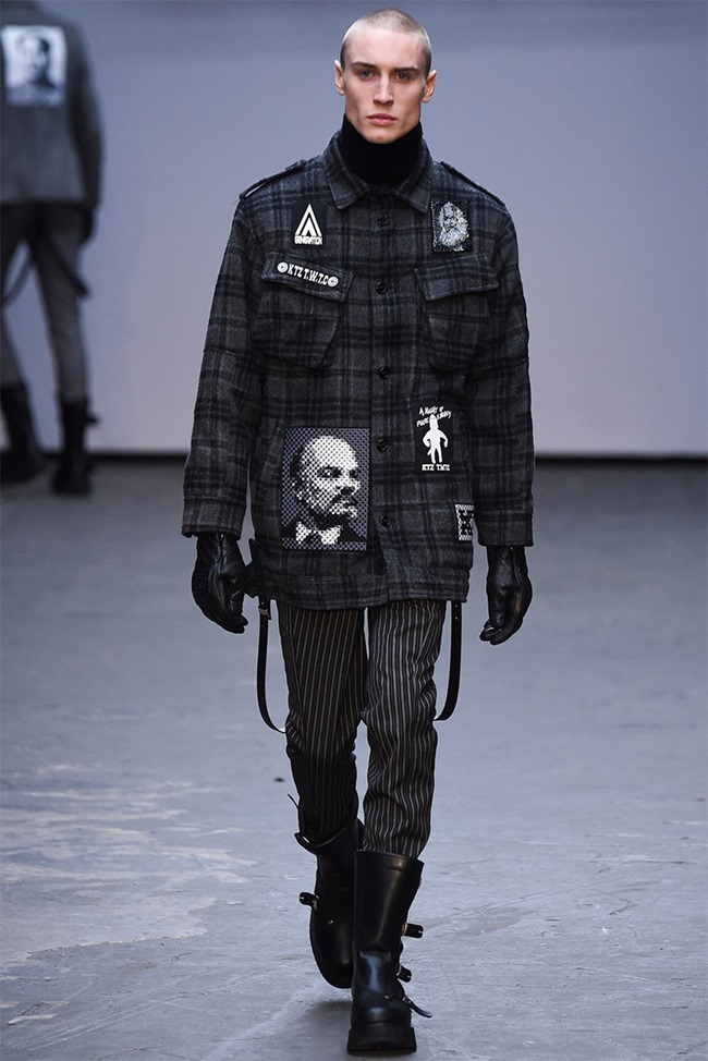 LONDON COLLECTIONS MEN KTZ Fall 2015. www.imageamplified.com, Image Amplified (5)