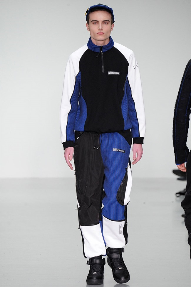 LONDON COLLECTIONS MEN Nasir Mazhar Fall 2015. www.imageamplified.com, Image Amplified (9)