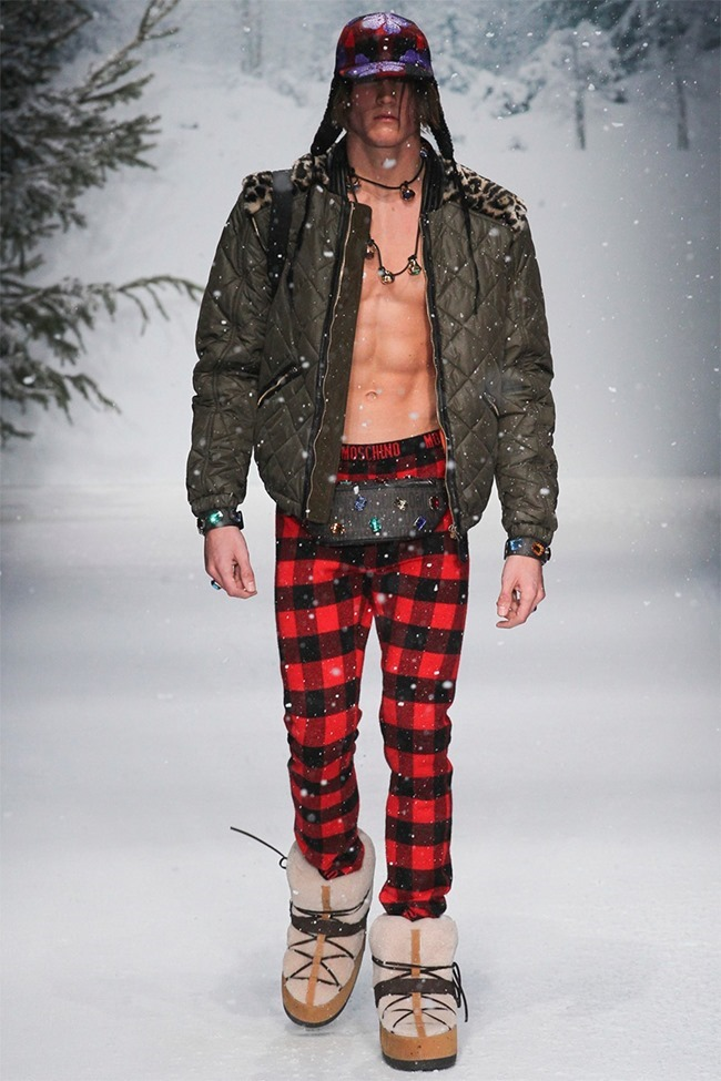 LONDON COLLECTIONS MEN Moschino Fall 2015. www.imageamplified.com, Image Amplified (62)