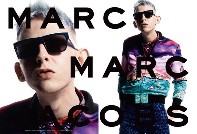 CAMPAIGN Marc by Marc Jacobs Spring 2015 by DAvid Sims. Katie Grand, www.imageamplified.com, Image Amplified (6)