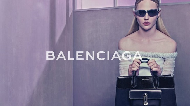 CAMPAIGN Sasha Pivovarova for Balenciaga Spring 2015 by Steven Klein. Panos Yiapanis, www.imageamplified.com, Image Amplified (6)