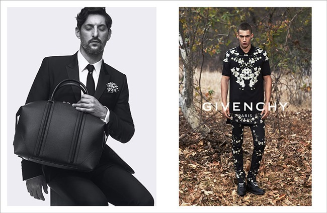 CAMPAIGN Tony Ward for Givenchy Spring 2015 by Mert & Marcus. Katy England, www.imageamplified.com, Image Amplified (1)