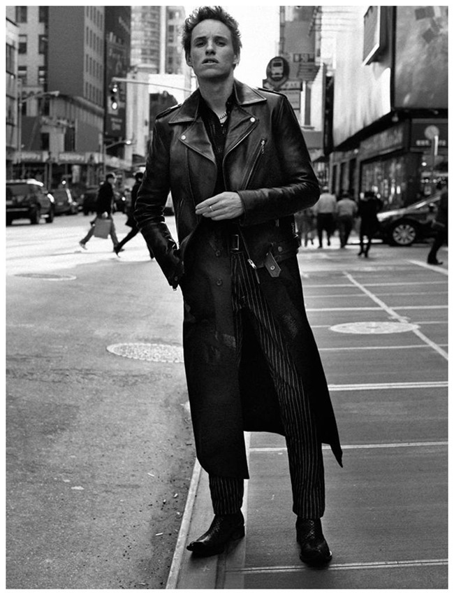 INTERVIEW MAGAZINE Eddie Redmayne by Craig McDean. Karl Templer, February 2015, www.imageamplified.com, Image Amplified (7)