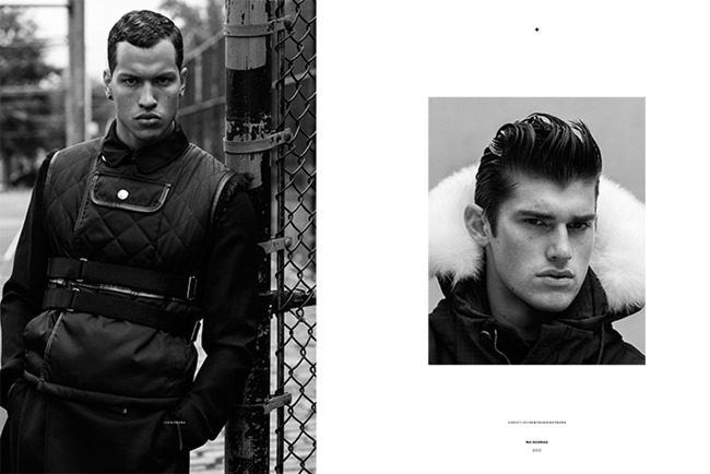 55 MAGAZINE Chris Moore, Noel Kirven Dows & Francisco Peralta by Greg Vaughan. Spring 2015, www.imageamplified.com, Image Amplified (3)