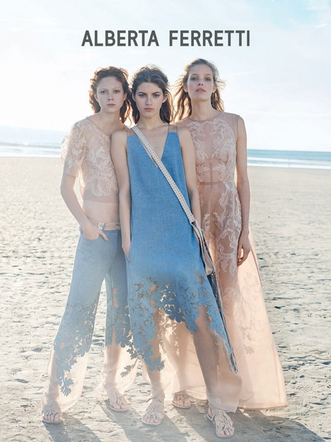 CAMPAIGN Alberta Ferretti Spring 2015 by Peter Lindbergh. www.imageamplified.com, Image Amplified (3)