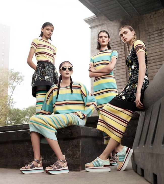 CAMPAIGN DKNY Spring 2015 by Gregory Harris. Jay Massacret, www.imageamplified.com, Image Amplified (4)