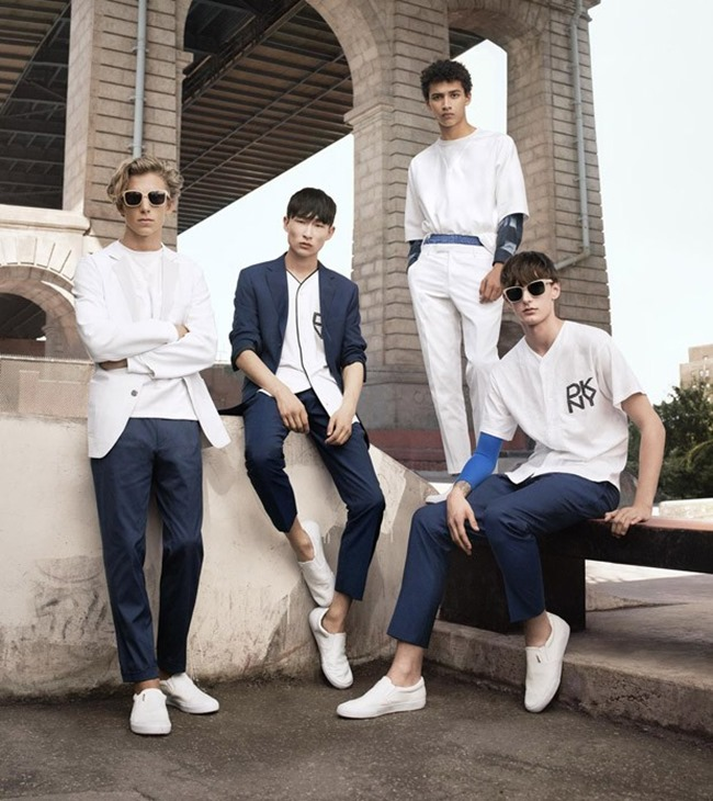 CAMPAIGN DKNY Spring 2015 by Gregory Harris. Jay Massacret, www.imageamplified.com, Image Amplified (8)