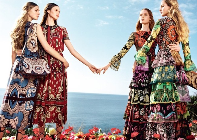 CAMPAIGN Valentino Spring 2015 by Michal Pudelka. Karl Templer, www.imageamplified.com, Image Amplified (5)
