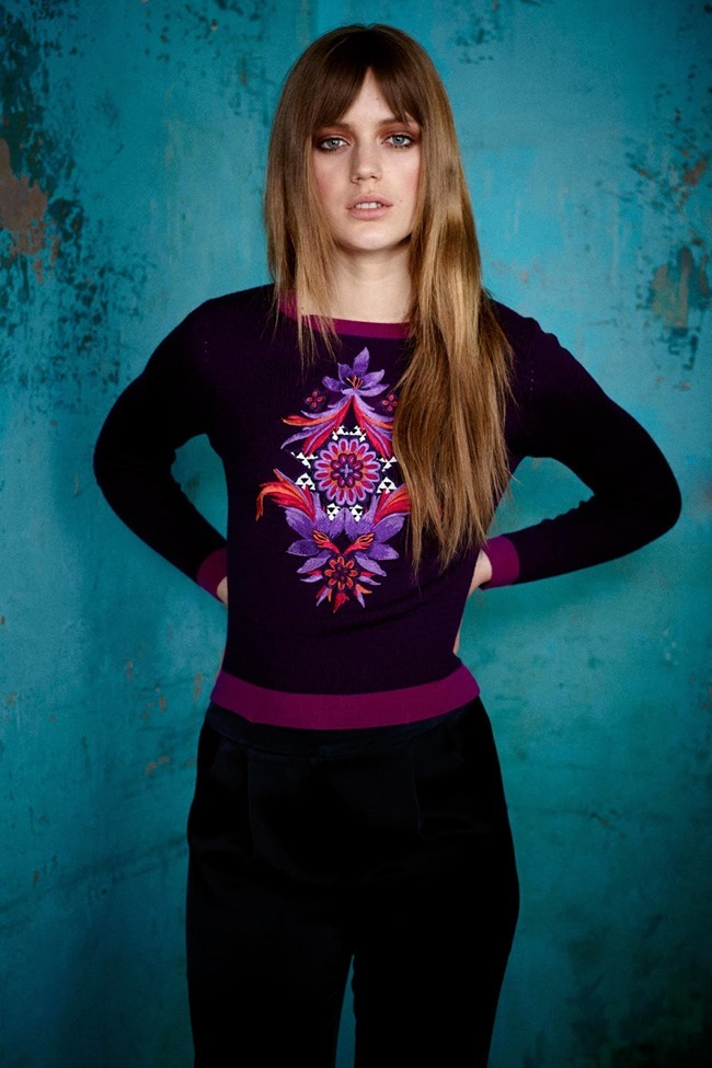 COLLECTION Esther for Matthew Williamson Pre-Fall 2015 by Matthew Williamson. www.imageamplified.com, Image Amplified (4)