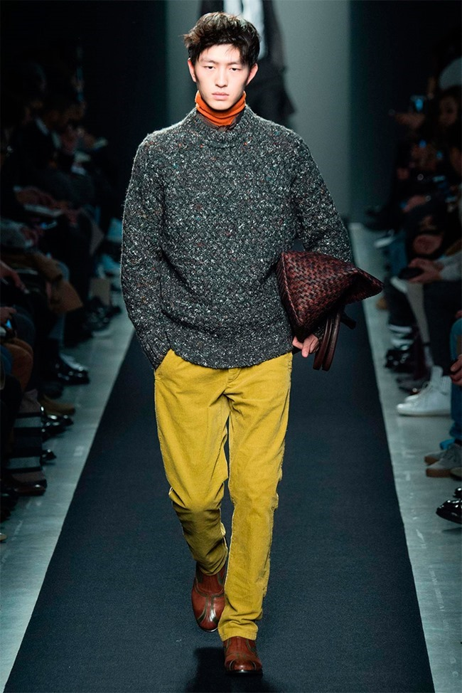 MILAN FASHION WEEK Bottega Veneta Fall 2015. www.imageamplified.com, Image Amplified (30)