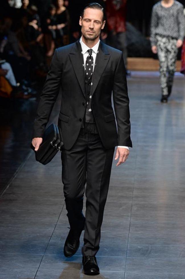 MILAN FASHION WEEK Dolce & Gabbana Fall 2015. www.imageamplified.com, Image Amplified (32)
