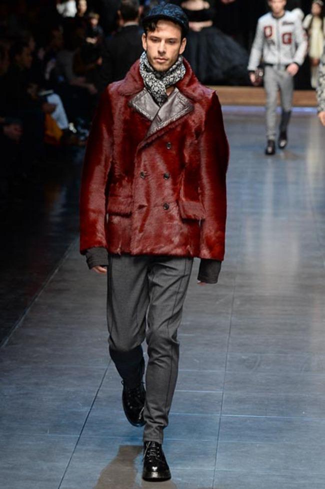 MILAN FASHION WEEK Dolce & Gabbana Fall 2015. www.imageamplified.com, Image Amplified (35)