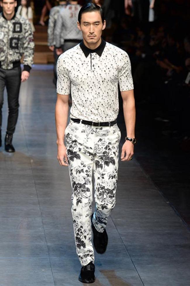 MILAN FASHION WEEK Dolce & Gabbana Fall 2015. www.imageamplified.com, Image Amplified (39)
